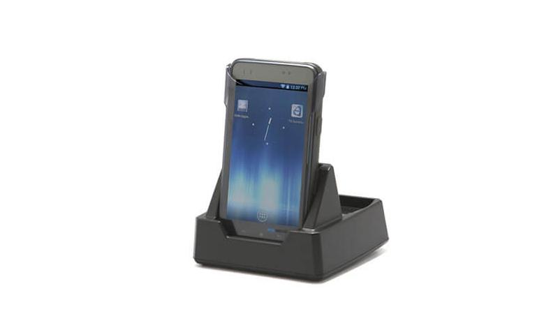 Pda, tablette, télécommande, prise de commande à la table